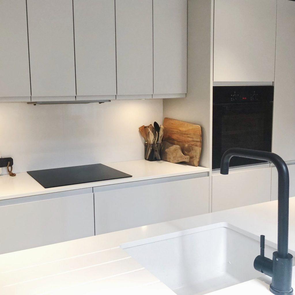Kitchen Extensions South-West London | How to Make a Small Kitchen Feel Bigger.